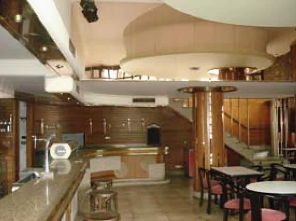 cafetería Santa Cruz
