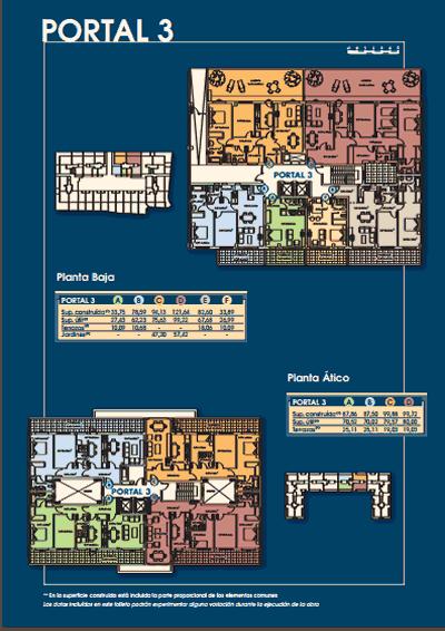 Plano portal 3 - Mirador de Eirís